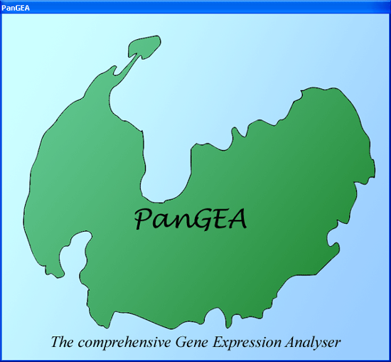 Pangea Map